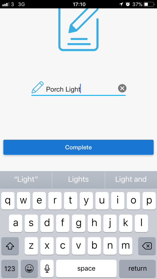 WiFi enabling my porch light with a Sonoff Basic Smart Switch