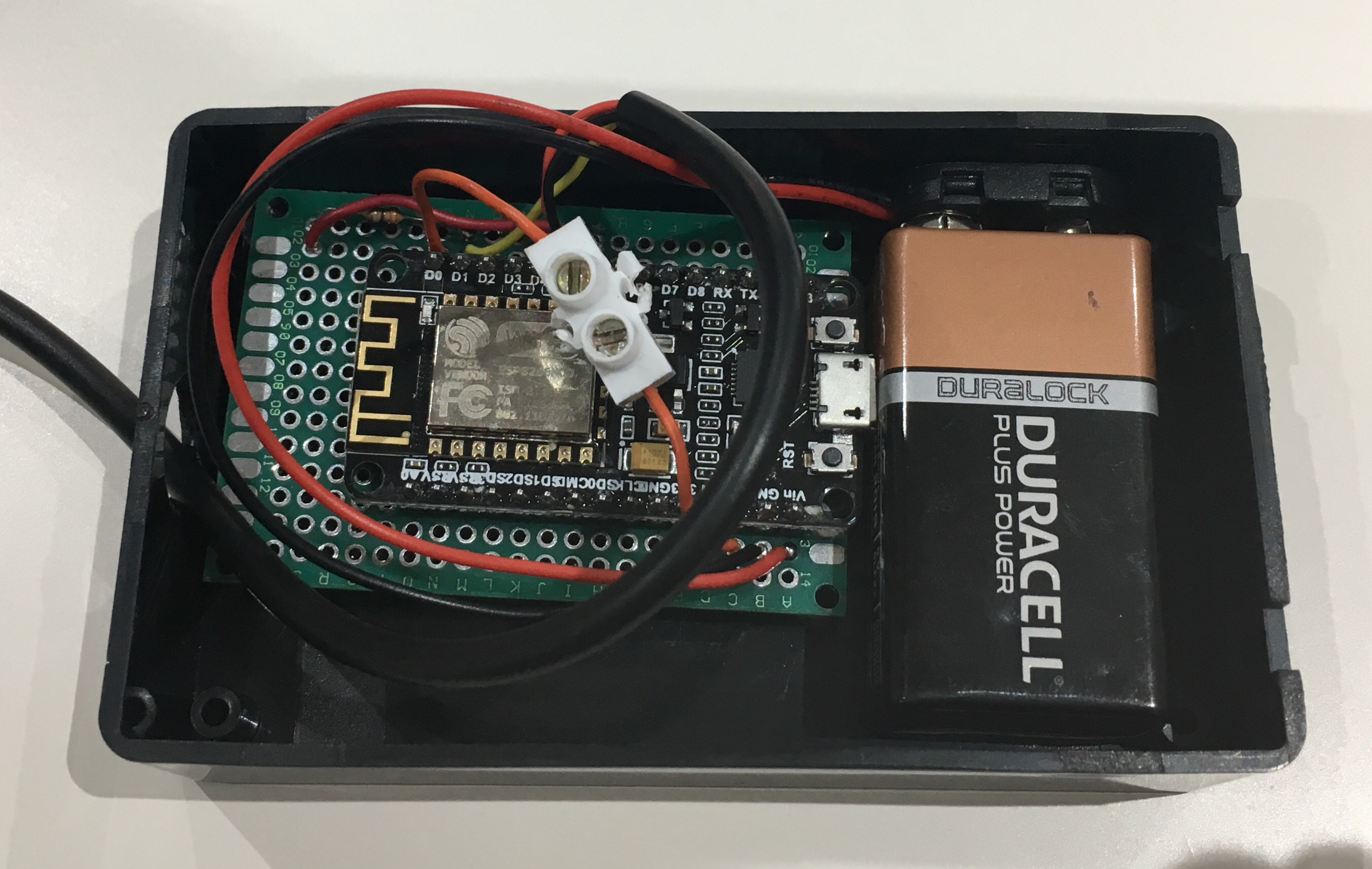 Adventures in deep sleep with ESP8266 and a temperature